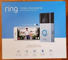 Ring Video Doorbell 2 Motion-Activated HD