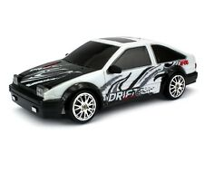 1:24 Toyota AE86 RC Car Drift Racing King 4WD Remote Control White New