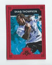 2015 Gridiron Kings Framed Red #146 Shaq Thompson Rookie Panthers