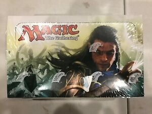 Magic the Gathering MTG BATTLE FOR ZENDIKAR Booster Box 36 packs NEW SEALED