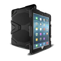 Shockproof Protective Case Kids Heavy Duty Stand Cover for Apple iPad Pro 9.7""