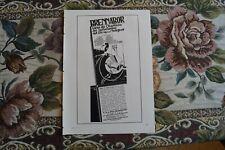 1930 Reklame Werbung 25 / Brennabor Brandenburg /