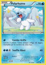 Polarhume - XY:Poings Furieux - 21/111 - Carte Pokemon Neuve Française