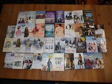 JOB LOT OF HISTORICAL ROMANCE FEMALE INTEREST 38 BOOKS MAUREEN LEE DILLY COURT