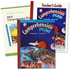 Comprehension Plus Homeschool Bundle, Level F (2011, Mixed Media)