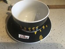 More details for the simpsons bart simpson halloween large cup and saucer 2001