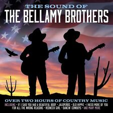 The Bellamy Brothers - The Sound Of [Best Of / Greatest Hits] 2CD NEW/SEALED