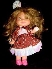 "6.5""-1988-80 Mattel Chocolottie Chocolate Drop Cup Cake Doll"