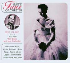 Die grossen deutschen Tanzorchester : Will Glahe (Vol. 2)
