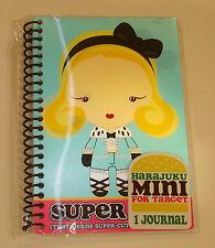 New Fab Harajuku Mini Small Spiral Note Book Supper 6� x 4� - 50 Sheets