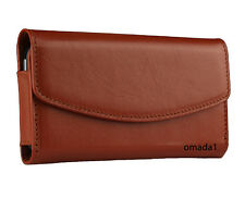 SALE: SENA Bumper Wallet Pouch Leather Case TAN for iPhone 4/4S