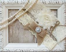GARTER w/ Toss, Lace Bridal Garter Set, Crystal Garter Set, Lace Wedding Garter