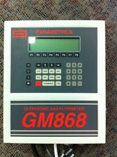 GE Panametrics GM868 Ultrasonic Gas Flow Meter
