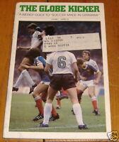the globe kicker guide  nov 11 1981 vol 2 no 34