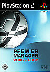 Premier Manager 06/07 PS2 Playstation 2