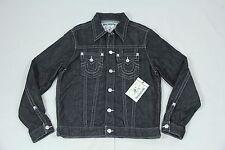 "True Religion Men Jeans Jacket ""Basic Trucker Jacket"" XXL $260"