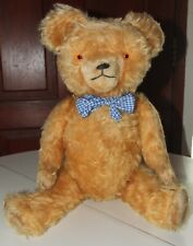 More details for vintage unknown maker teddy bear, 20 inches w910