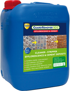 Guard Industry Remover Eco Efflorescence & Cement Stripping Cleaning Liquid 5L