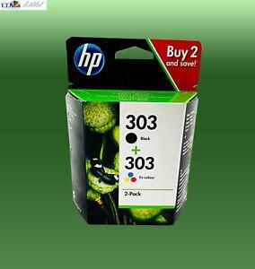 ECHTE HP 303 / 303xl Tinten Patronen für ENVY Photo 6220 6230 6255 7134 7155