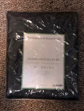 Restoration Hardware Chaise Lounge Cover, 12 Gauge Polyester Backed BRAND NEW