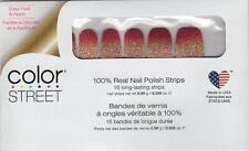 CS Nail Color Strips Sunset Boulevard 100% Nail Polish -Made in the USA!