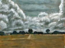 Terry George painting of the Bure Valley Norfolk
