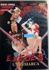 EXEDES L'ERESIARCA -  Yoshikawa DVD Anime OOP