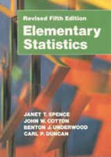 NEW Elementary Statistics, Revised (5th Edition) by Janet T. Spence