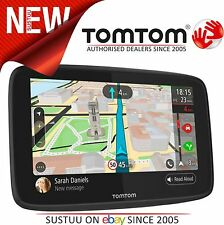 "TomTom GO 5200│5"" GPS SatNav with WIi-Fi│*Free LifeTime Traffic-Camera-World Map"