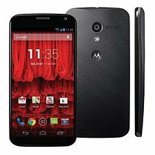 "Unused Motorola Moto X XT1060, 4.7"" LTE Verizon 16GB CDMA GSM Smartphone - BLACK"