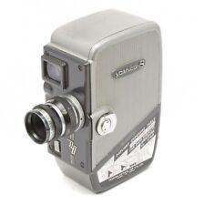 Yashica-8 8mm Cine Film Movie Camera with Cine Yashicor 13mm f/1.9 Lens