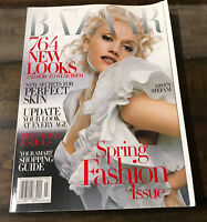 GWEN STEFANI March 2005 HARPER'S BAZAAR Magazine NAOMI CAMPBELL  Free Shipping