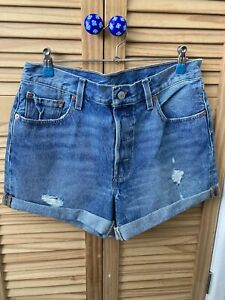 levis 501 Shorts 29