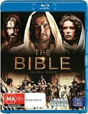 The Bible S1 Season 1 Blu-ray Region B