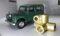 Land Rover Series 1 2 2a 3 Brass Brake Pipe Union 4 Way Connector 241690 565719