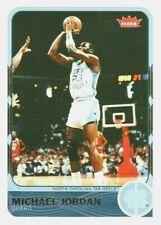 2011-12 FLEER MICHAEL JORDAN TAR HEELS 81-84 RETRO STATS #1 NCAA BASKETBALL CARD