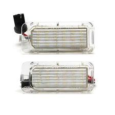Kennzeichenbeleuchtung LED Weiß Ford Focus+C-Max+Kuga+Fiesta+S-Max+Mondeo KFZ