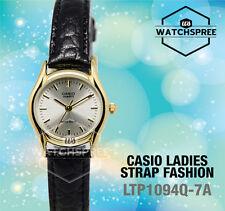 Casio Strap Fashion Ladies Watch LTP1094Q-7A