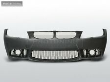 BMW E90 E91 08-11 LCI 3 Series M Sport M3 Look FRONT BUMPER ABS Plastic ser set