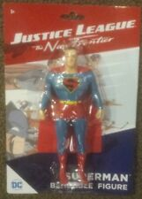 Superman Justice League The New Frontier Bendable Action Figure NJ Croce