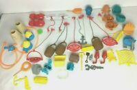 Job Lot / Bundle of Cbeebies Octonauts Toy spare parts