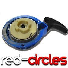 BLUE MINI MOTO / DIRT BIKE EASY PULL START MINIMOTO PULLSTART