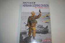 Dragon 1608 - 1/16 Figur/Bausatz - Signalgeber Hermann Göering Division 1943