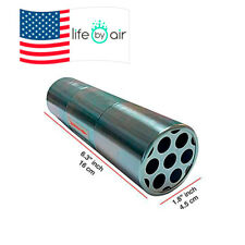 Pressure Or Vacuum Relief Valve Stainless Steel Adjustable Range 1 11 Psi