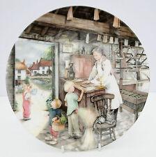 Royal Doulton bone china Old Country Collector's Crafts Placa Fabricante De Vela
