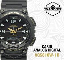 Casio Analog Digital Tough Solar Watch AQS810W-1B AQ-S810W-1B