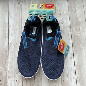 NEW WITH TAGS SPEEDO JUNIOR SMALL 13 - 1 SURF STRIDER BOYS WATER SHOES