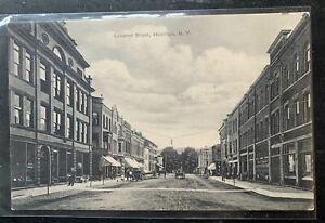 1909 Lebanon Street, HAMILTON New York postcard Madison County