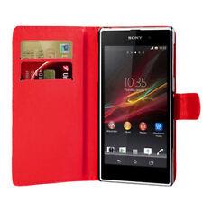 Cover e custodie rosso per Sony Xperia SP Sony Ericsson