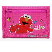 Elmo Pink Wallet